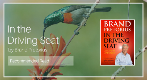 In the Driving Seat [Recommended Read]