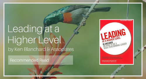 Leading at a Higher Level [Recommended Read]