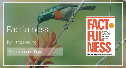 Factfulness [Recommended Read - Diaan van Wyk]