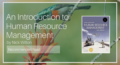 An Introduction to Human Resource Management [Recommended Read - Diaan van Wyk]
