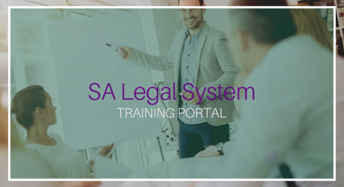 South African Legal System [Training]