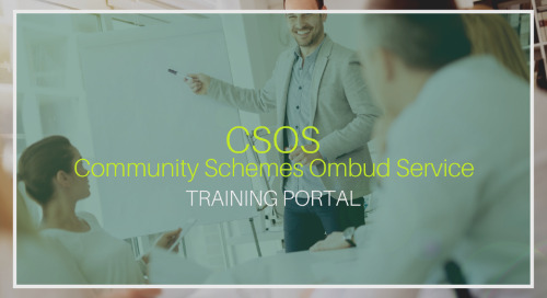 CSOS [Training]