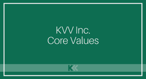 KVV Inc. [Core Values]