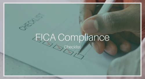 What do I need to comply with FICA? [Checklist]