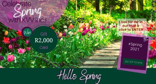 #Spring2021 Promotion