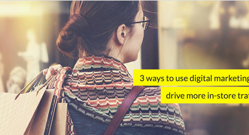 Infographic: 3 Ways to Use Digital Marketing to Drive More In-Store Traffic