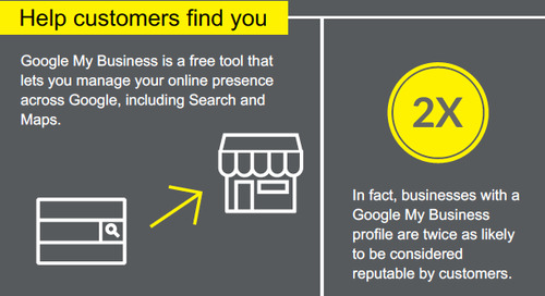 Infographic: 5 Things You Didn't Know About Google My Business