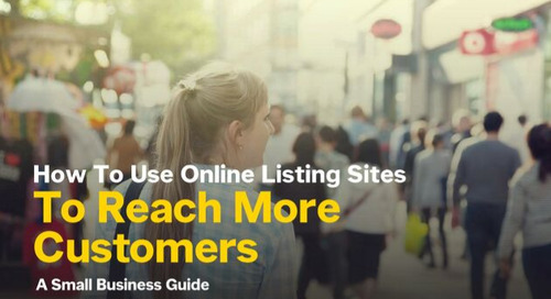 How to use online listing sites to reach more customers