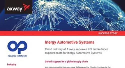 Inergy Automotive Systems (Plastic Omnium)