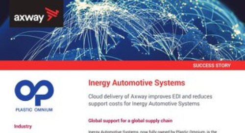 Inergy Automotive Systems (Plastic Omnium)