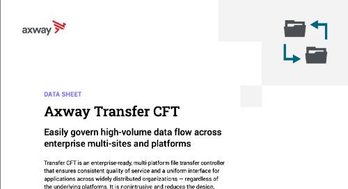 Axway Transfer CFT