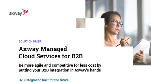Axway Managed Cloud Services for B2B