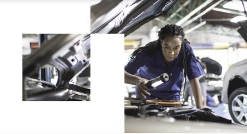 Fabricant leader du secteur automobile