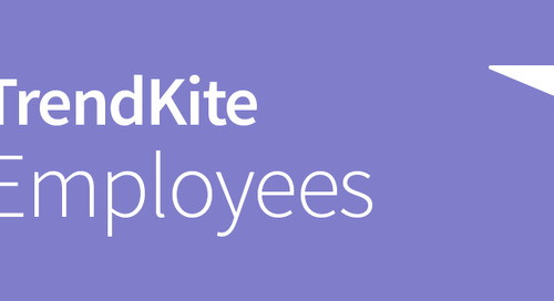 TrendKite life: Employees give back