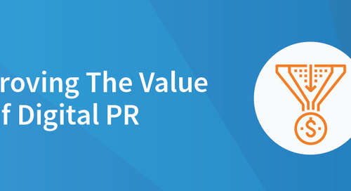 Proving the Value of Digital PR