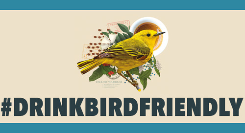 Smithsonian Turns to Oliver Russell for Bird-Friendly Certified Coffee Campaign