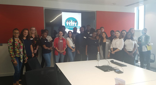 Chloe Byrnes recaps the latest event from Cision's Empower group; a partnership with local charity XLP.