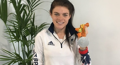 Lauren Steadman: You have to make mistakes in order to progress