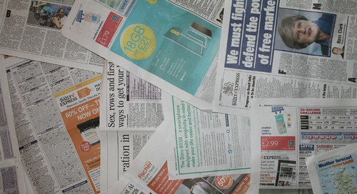 UK Media Moves including Sunday Times Style, Femail and the Nottingham Post