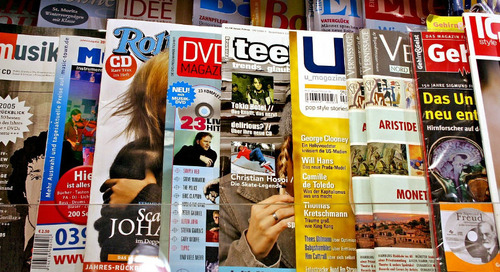 UK Media Moves including the FT, TechRadar, The Times and more