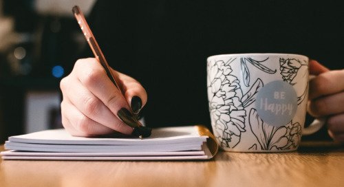 6 Writing Habits to Adopt in 2020
