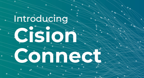 Introducing Cision Connect