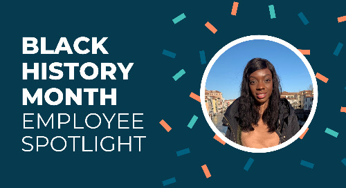 Black History Month Employee Spotlight: Yasmin Basusi