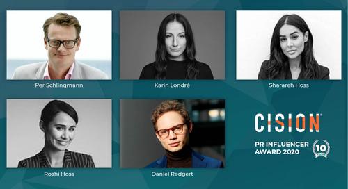 Här är de 5 mest inflytelserika PR-konsulterna 2020