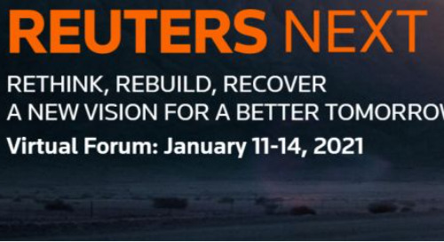 Event: Reuters Next Virtual Forum