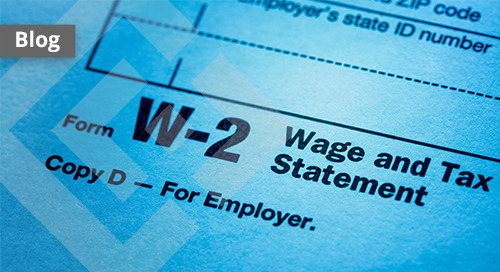 Countdown to 2018: Early W-2 Filing