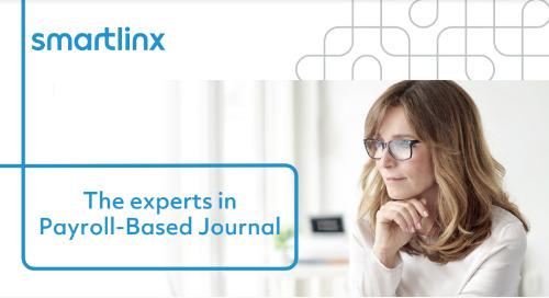 SmartLinx Payroll-Based Journal
