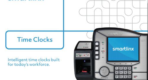 SmartLinx Time Clocks