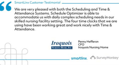 """Schedule Optimizer is able to accommodate us with daily complex scheduling needs"""