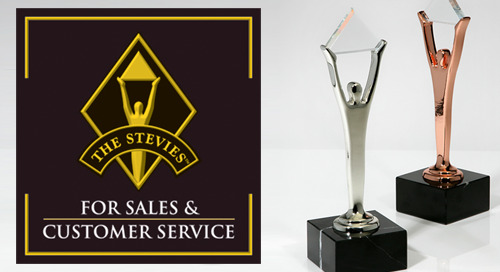 SmartLinx Solutions Wins Three 2019 Stevie® Awards  for Outstanding Customer Service