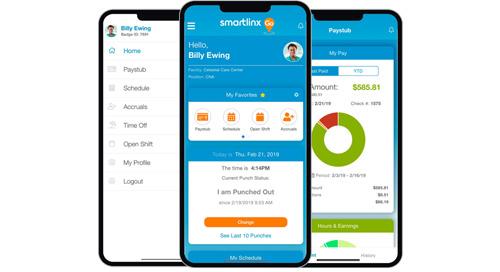 SmartLinx Enhances Mobile App to Increase Employee Productivity