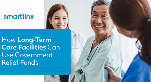 How Long-Term Care Facilities Can Use Government Relief Funds