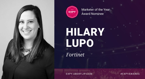 Hillary Lupo, Fortinet