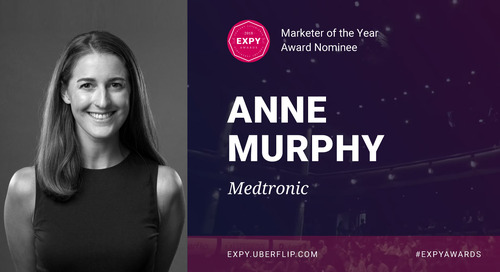 Anne Murphy, Marketer of the Year