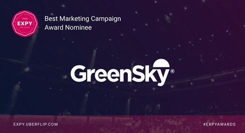 GreenSky, Best Marketing Campaign