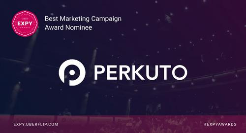 Perkuto, Best Marketing Campaign