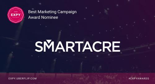 SmartAcre, Best Marketing Campaign