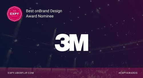 3M, Best onBrand Design