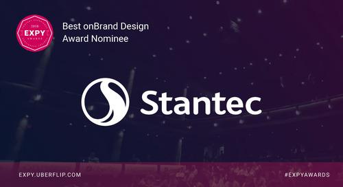 Stantec, Best onBrand Design