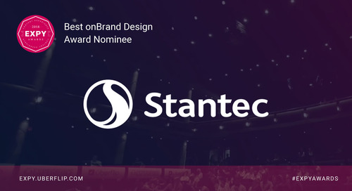 Stantec, Best onBrand Design