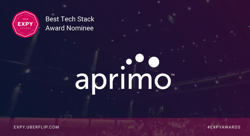 Aprimo, Best Tech Stack