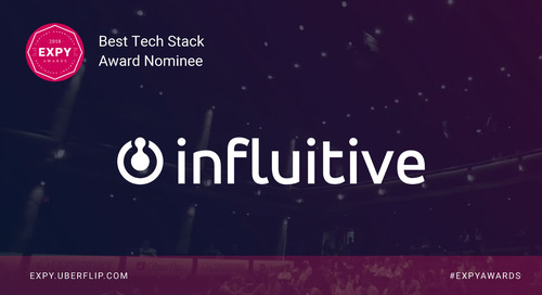 Influitive, Best Tech Stack