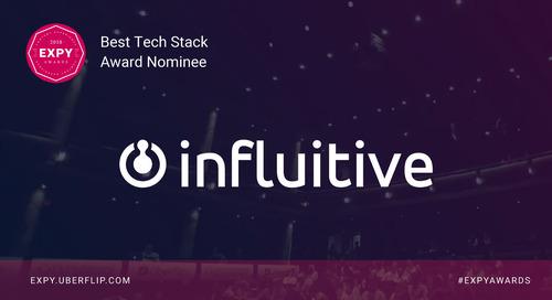 Influitive, Best Tech Stack