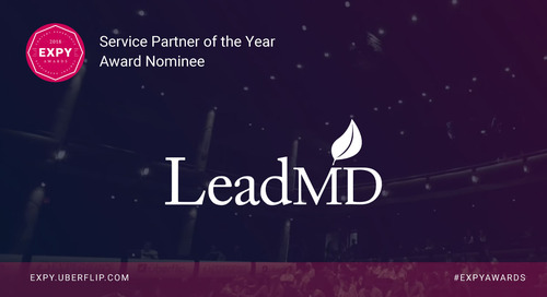 LeadMD, Service Partner of the Year