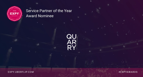 Quarry, Service Partner of the Year