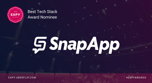 SnapApp, Tech Partner of the Year